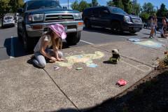Sophia Brandt-age 9 of Philomath Elementary School