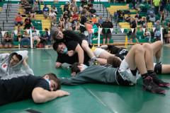 PHS wrestling team