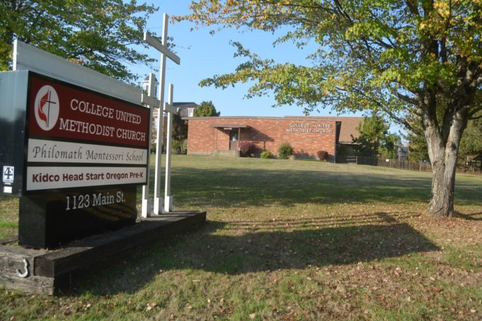 College United Methodist Church