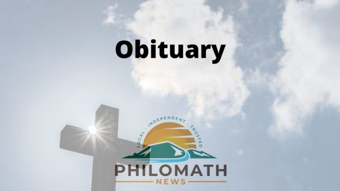 Philomath News Obituary Logo