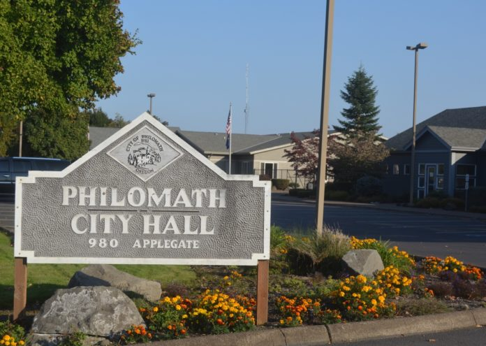 Philomath City Hall