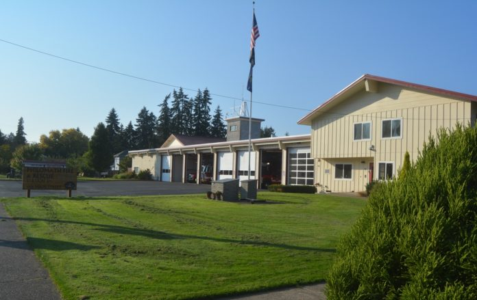 Philomath Fire & Rescue Station 201
