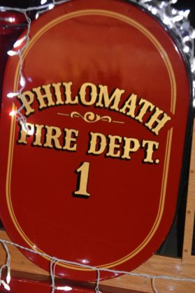 Philomath Fire & Rescue's Old Engine No. 1