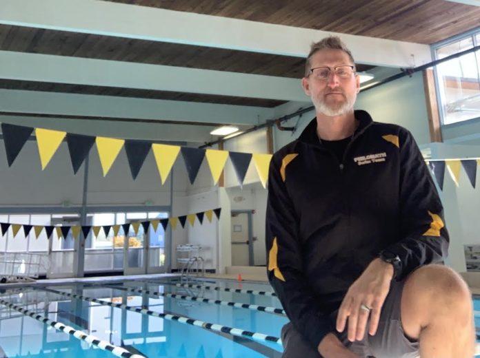 Clemens Community Pool Director Daniel Mikula