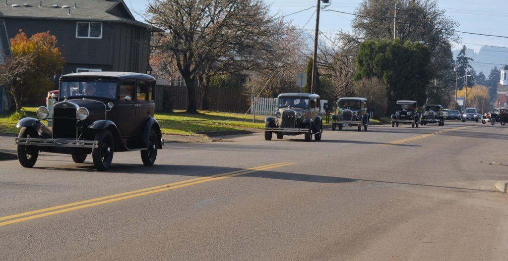 Model A parade