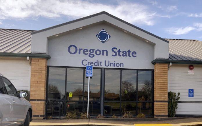 Oregon State Credit Union's Philomath branch