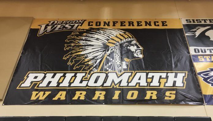 PHS Warriors banner