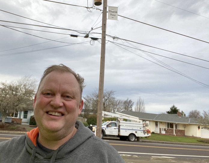 Former mayor Eric Niemann
