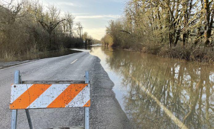 Philomath flooding