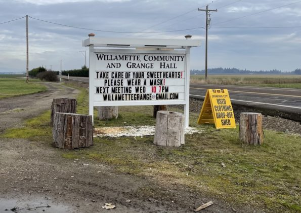 Willamette Community and Grange Hall