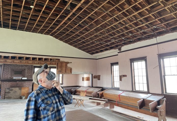 Willamette Community and Grange Hall
