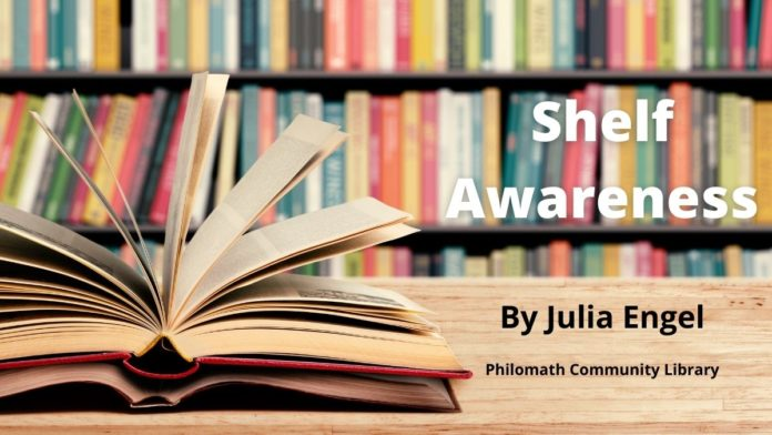 Shelf Awareness with Julia Engel logo