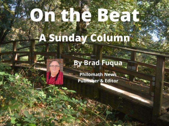 On the Beat column artwork
