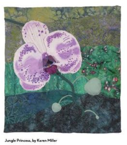 No Shrinking Violets artwork