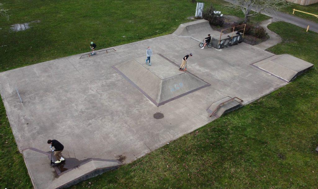 Philomath Skate Park