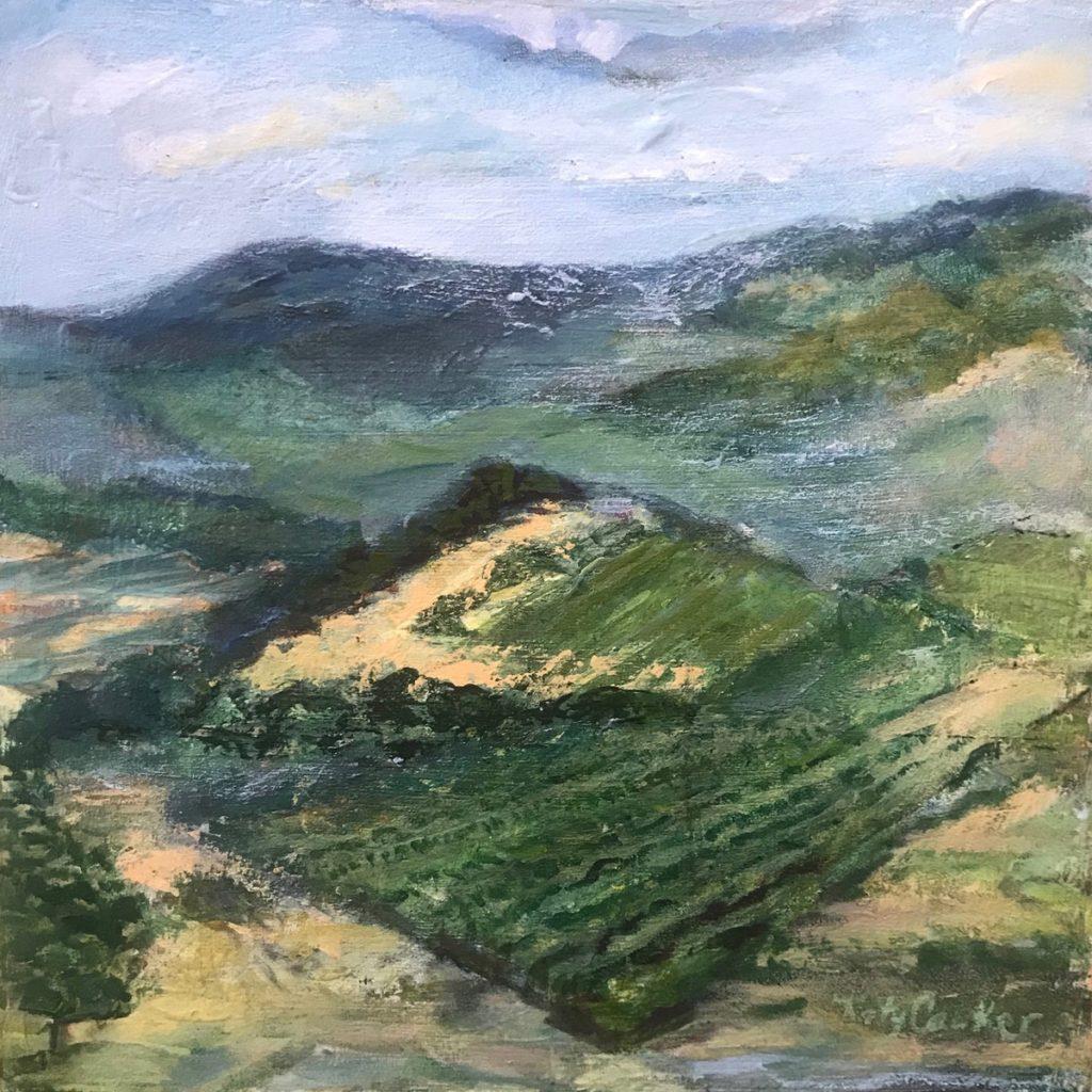 "Katy Cauker's ""Carpenter Hill Orchard and Vineyard"""