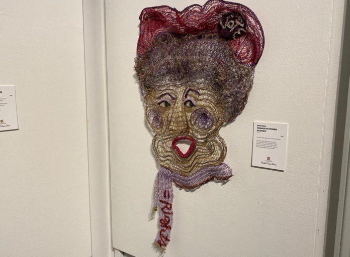Bonnie Meltzer art piece
