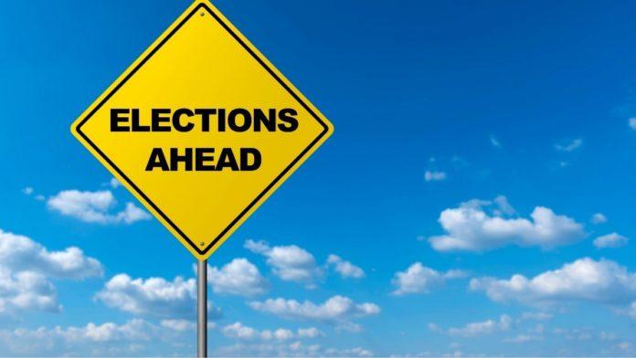 Election artwork