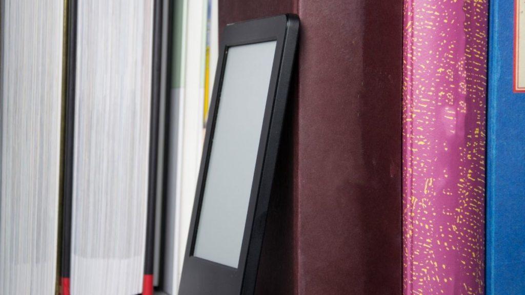 Print vs. e-book