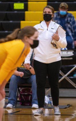 Coach Denee Newton