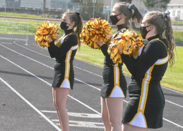 PHS cheer squad