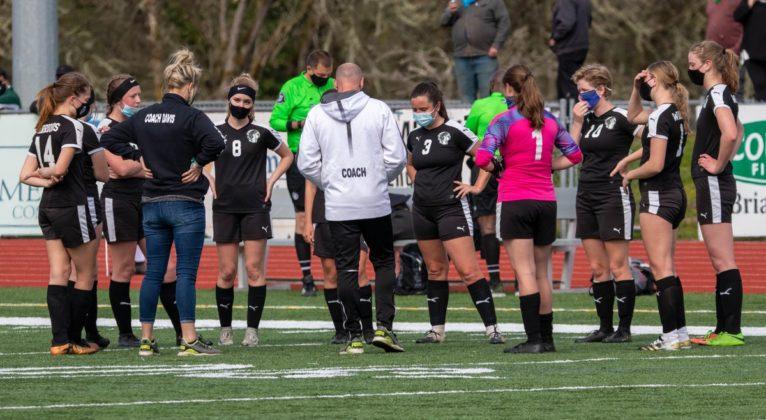 PHS girls soccer team