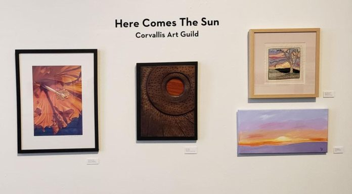 """Here Comes the Sun"" exhibit"
