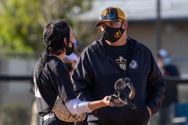 Kamden Combs, Coach Travis King