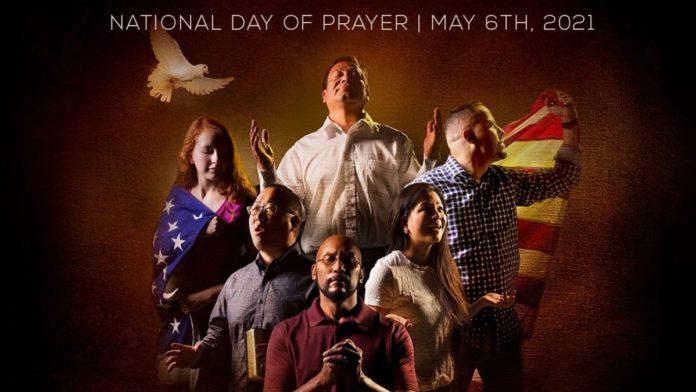 National Day of Prayer artwork
