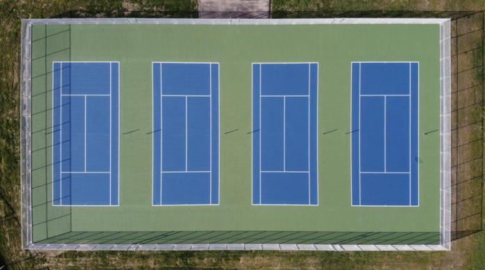 PHS tennis courts