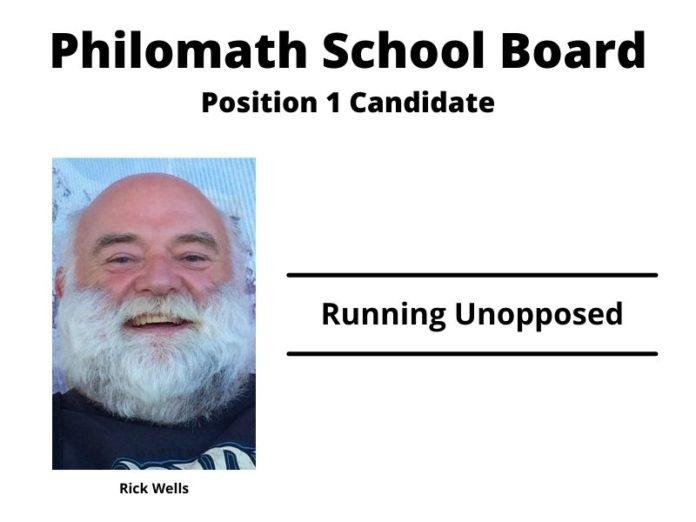 Philomath School Board Position 1 candidate