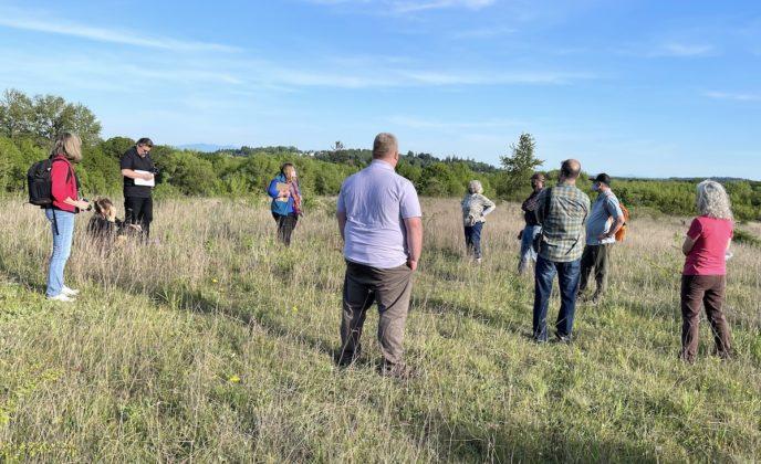 Lupine Meadows talk