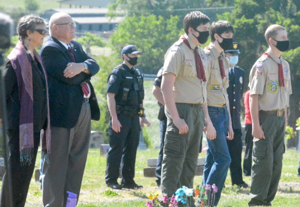 Armed Forces Day-Peace Officers Memorial Day event