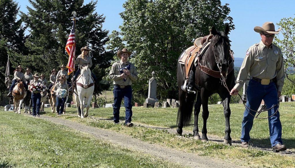 BCSO Mounted Sheriff's Posse