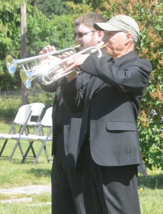 Ken Saul and Trevor Wilson