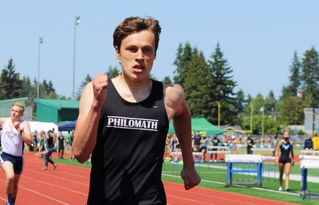 George House in 400