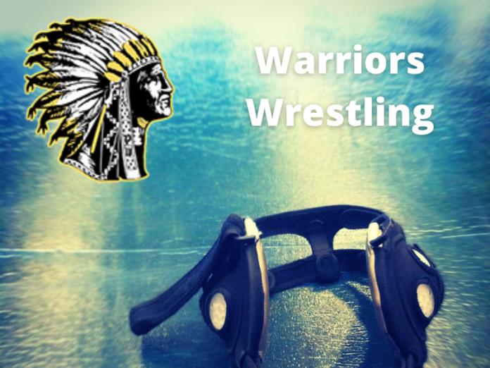 Wrestling artwork