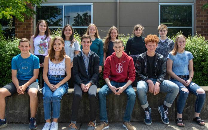 Class of 2021 valedictorians