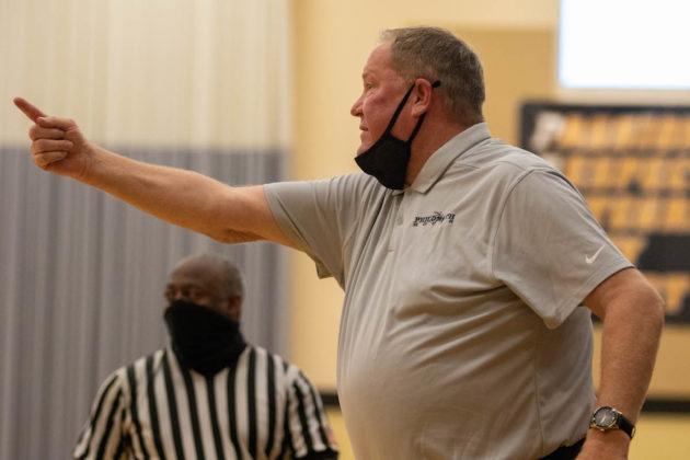 Coach Blake Ecker