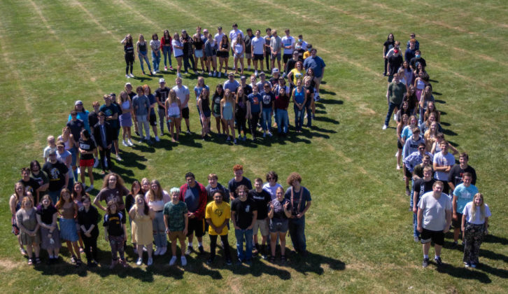 PHS Class of 2021 photo