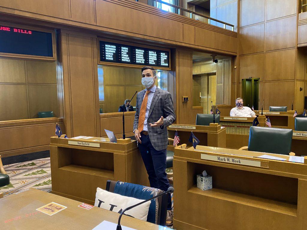 State Rep. Dan Rayfield