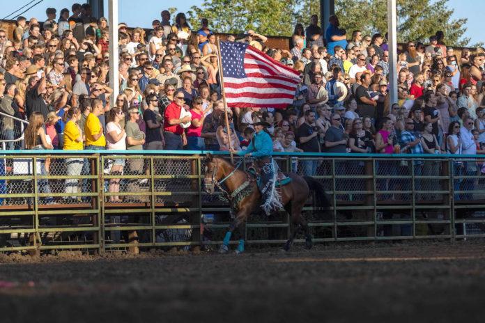 Frolic & Rodeo fans