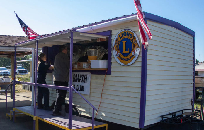 Lions Club at Frolic