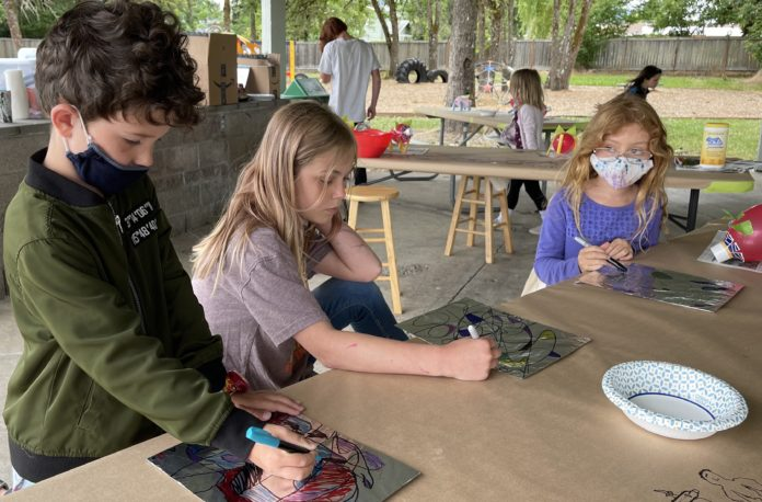 Maxtivity art camp
