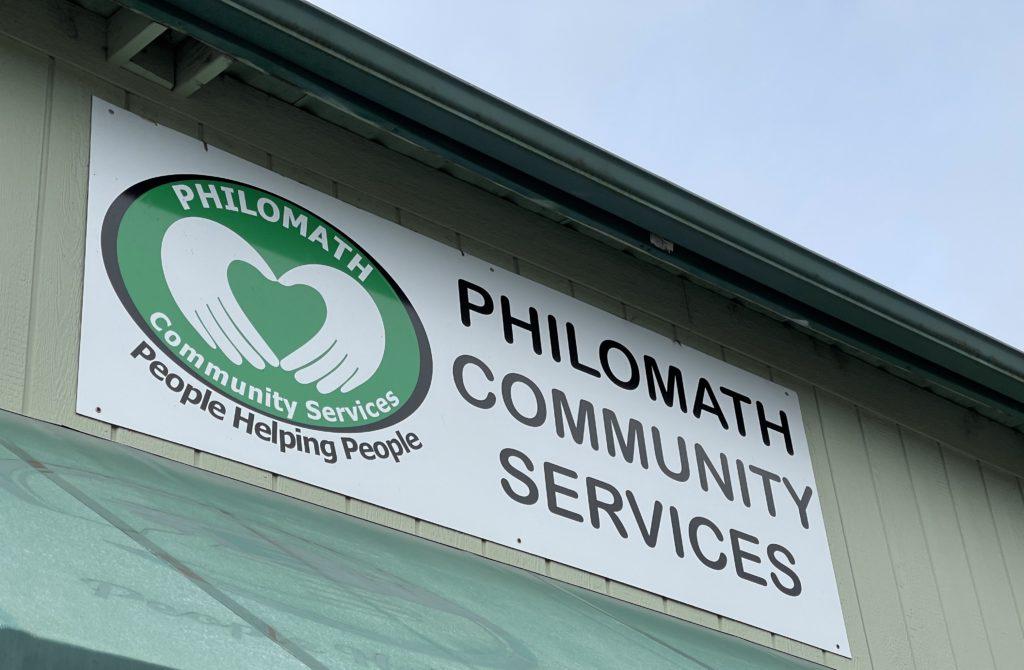 Philomath Community Services building