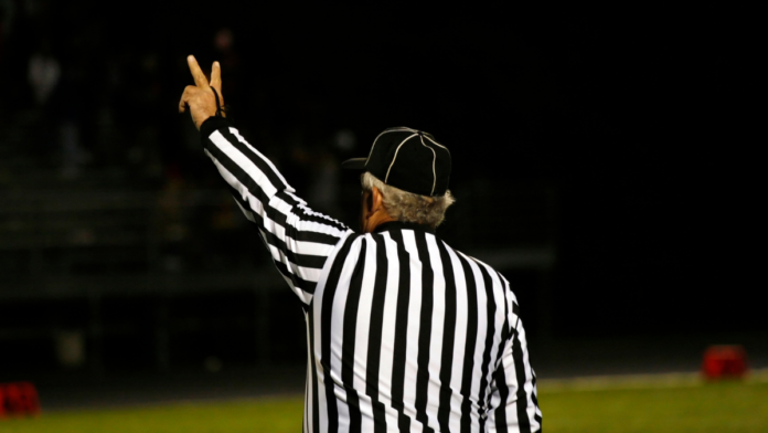 Football official