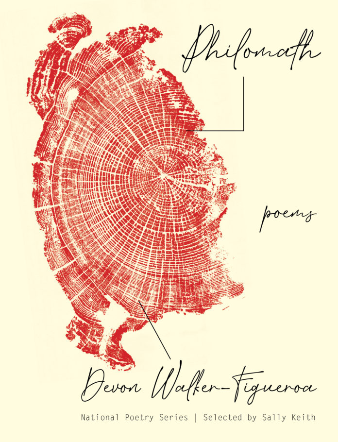 Philomath: Poems book cover